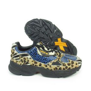 Adidas Falcon Women's Shoes Lepard Shoes